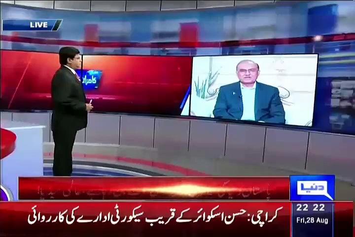 Don't mess with Pakistan, Gen (R) Naeem Khalid Lodhi warns India