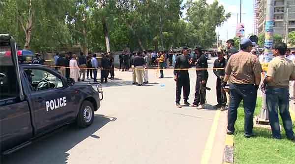Police kill a terrorist allegedly belongs to RAW