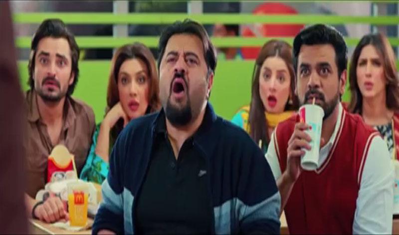 Hamza Ali Abbasi not to promote film JPNA