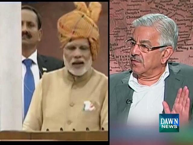 India involved in terrorism in Pakistan: Khawaja Asif