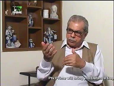 Interview of Lt Gen (retd.) K M Azhar, Pakistan Army 1965 war