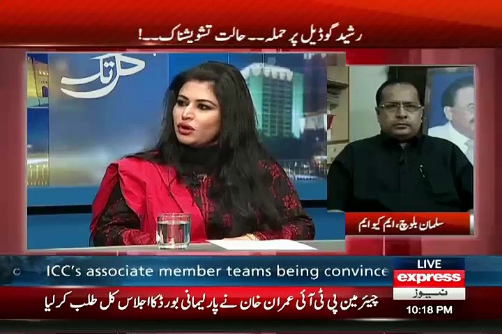 Kal Tak with Javed Chaudhry – August 18
