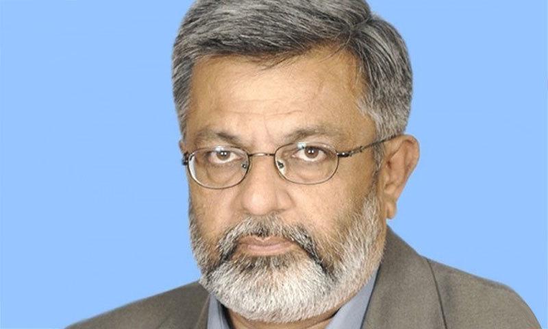 MQM's Rashid Godil recovering speedily: Doctors