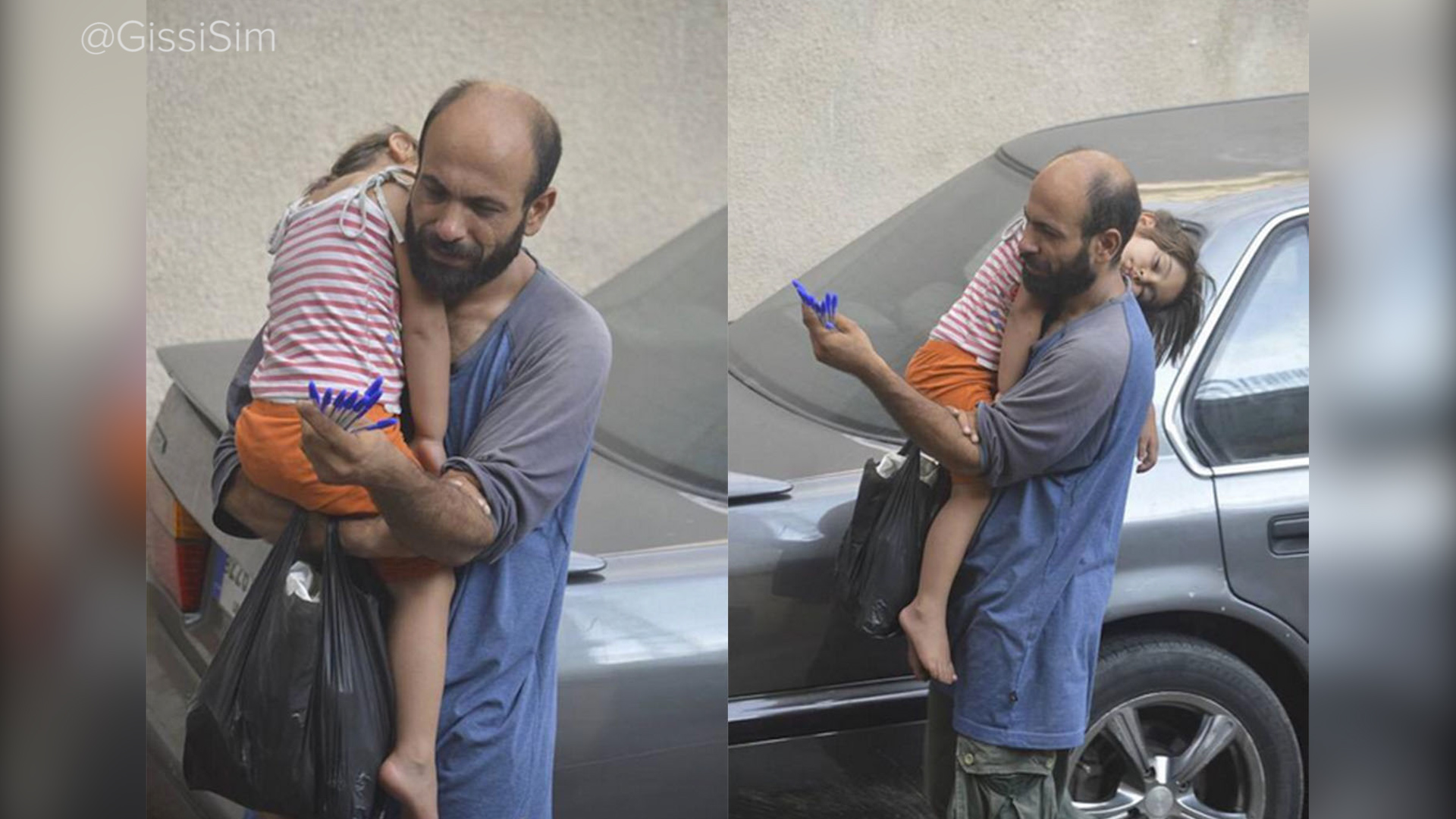 People Found This Syrian Man After His Photo Went Viral