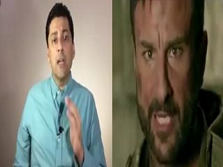 Faisal Qureshi destroys Saif Ali Khan completely