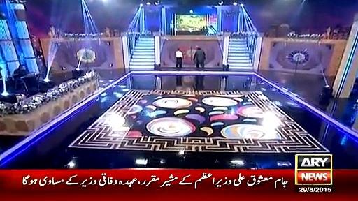 Umar Sharif Show – August 29