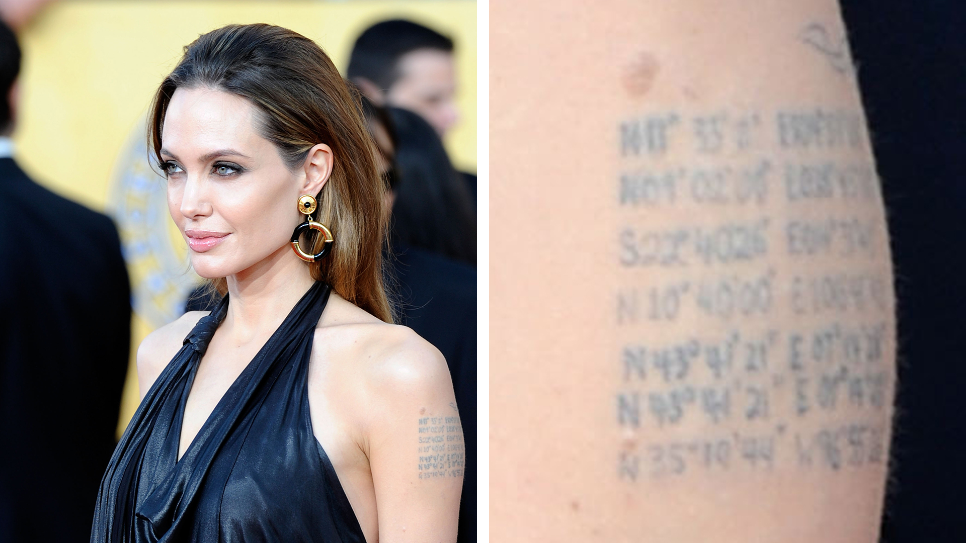 Can You Guess These Actors From Their Tattoos?