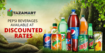 https://www.tazamart.pk/brands/pepsi-co?utm_source=Rava.pk-website&utm_medium=360x182%20sidebar&utm_campaign=Pepsi%20Beverages%20Discount&utm_term=Pepsi%20Beverages%20Discount&utm_content=https%3A%2F%2Fwww.tazamart.pk%2Fbrands%2Fpepsi-co