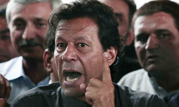 Imran Khan's response on NA-122 defeat