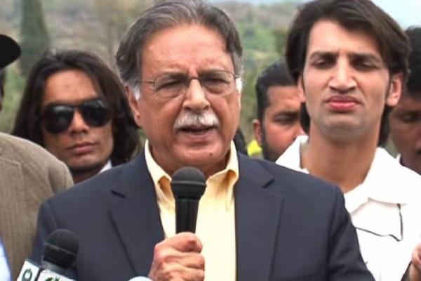 People of Pakistan rejects Imran Khan's allegation of rigging: Pervez Rashid