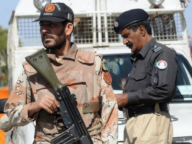 Crackers Attack At Rangers Checkpost