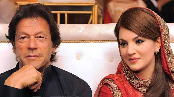 Reham Khan Redden When Tehmina Daultana Talks About Imran Khan