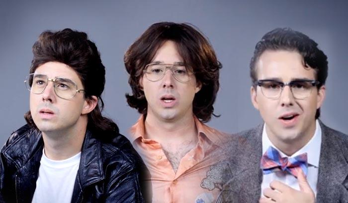 Evolution Of Men's Eyewear