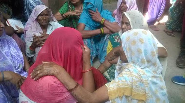 Two children of Dalit family burnt alive in India