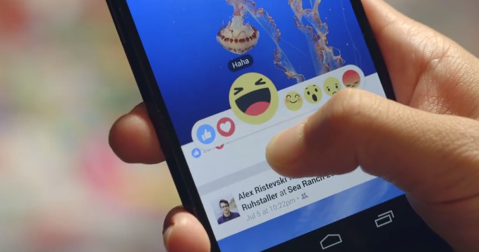 Facebook introduces emoji reactions