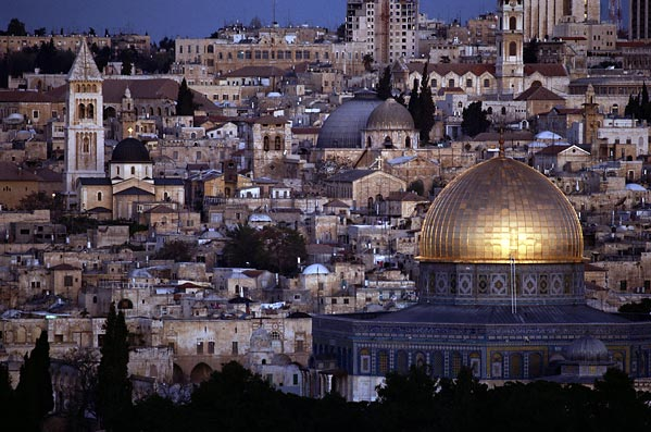 Jerusalem – What you need to know in 90 seconds.