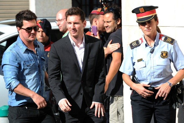 Lionel Messi to stand trial for tax fraud in Spain