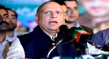 Changes in voter lists were made in NA-122, claims Chaudhry Sarwar