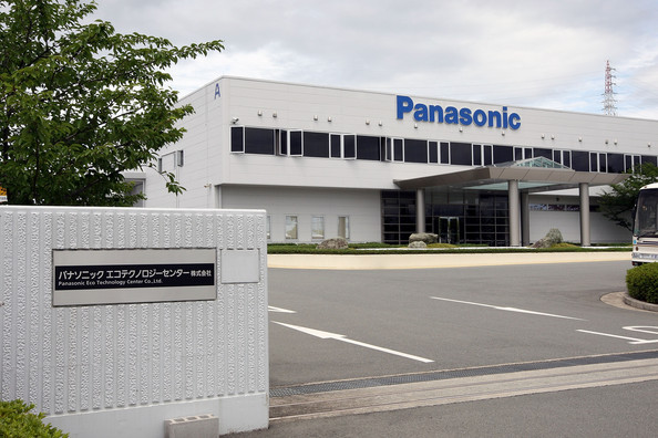 "Panasonic ""Eco Technology"""