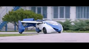Flying car prototype unveiled