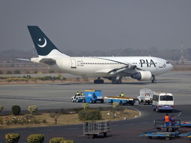 'Heroin' in PIA flight