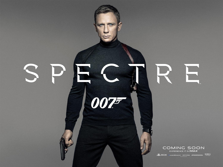 Spectre Official (2015) Trailer