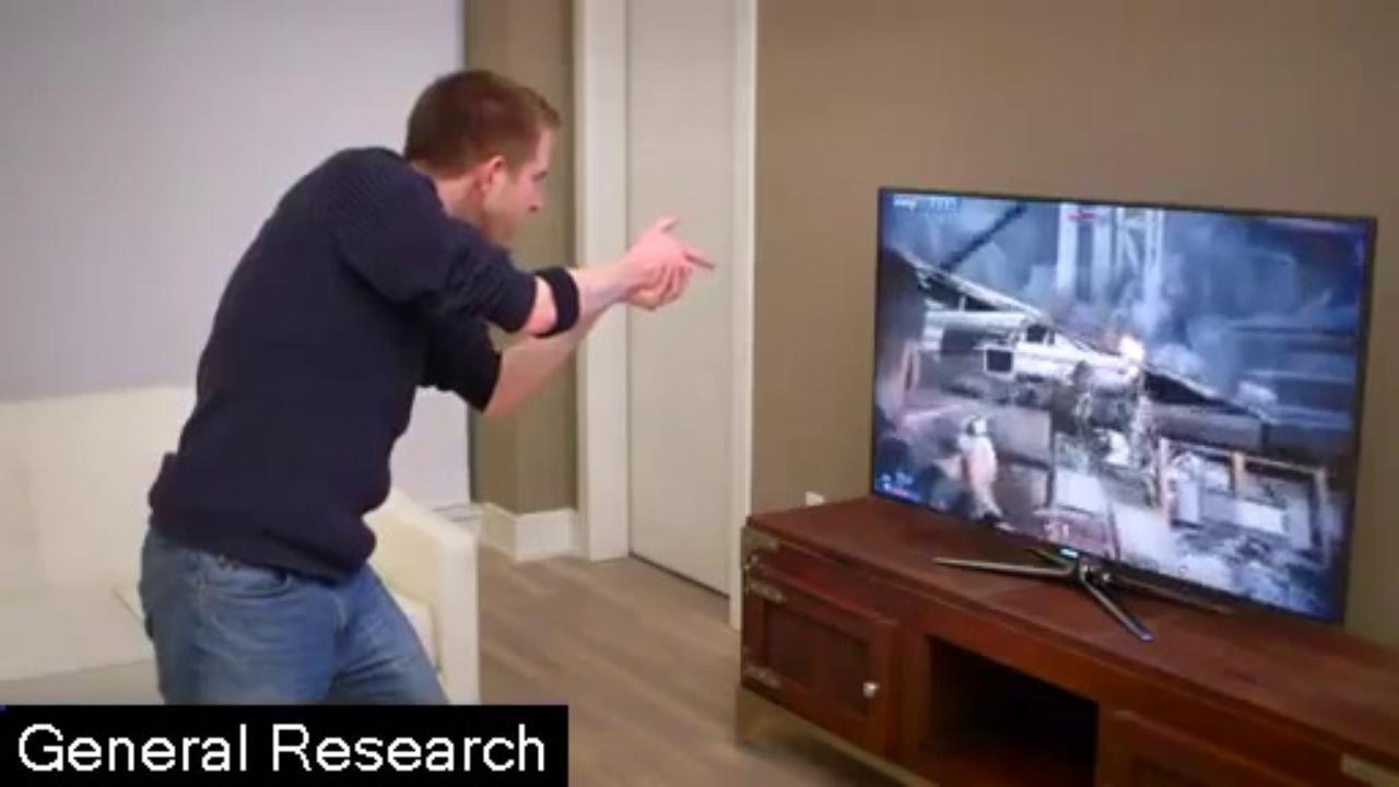 Muscle Movements Amazing Technology