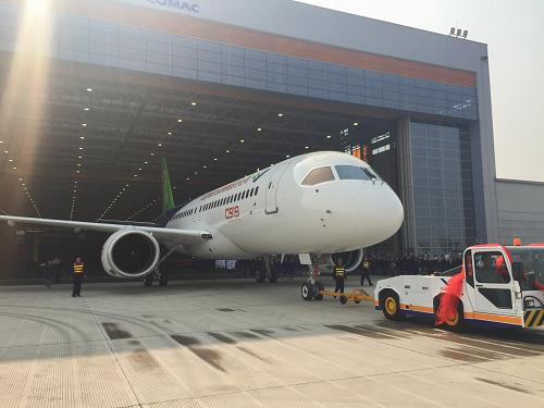 C919 – China's passenger aircraft