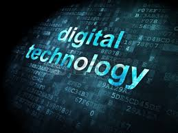 Digital Technology Infographic