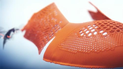 Nike Flyknit technology film