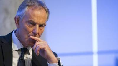 1043393099 Tony Blair warns of Islamic State attacks worse