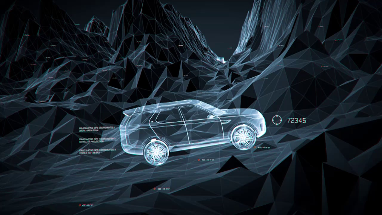 Capability Technologies – Land Rover Discovery Vision Concept
