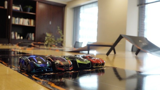 Anki Overdrive Review: Technology Meets Tradition