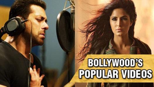 Salman Khan, Katrina Kaif's Videos Most Popular In 2015