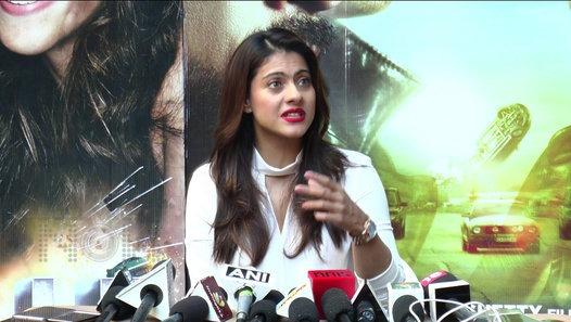 Kajol reaveals Her Fitness Secret For Dilwale