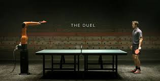 The Duel_ Timo Boll vs. KUKA Robot