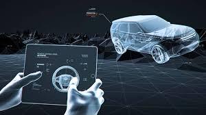 Interior Design – Land Rover Discovery Vision Concept