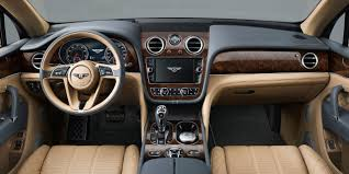 Bentley Bentayga Technology