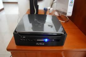 Activa Pico – Techology
