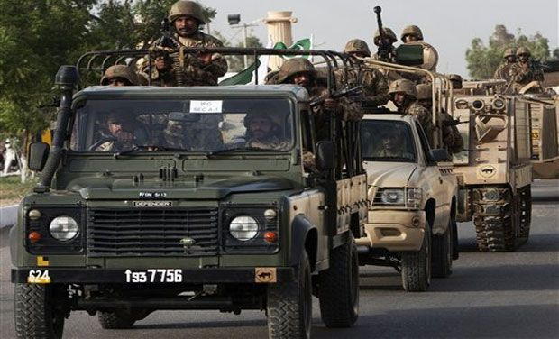 Pakistan Martial Law