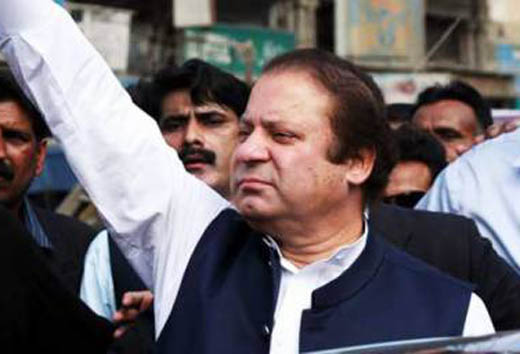 PM Nawaz's Peshawari Chappal
