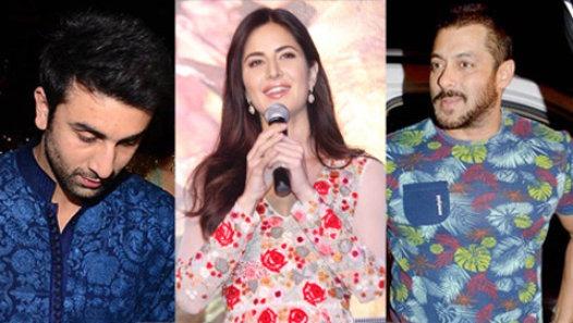 Katrina Kaif Reacts To Her BREAK UP With Ranbir Kapoor