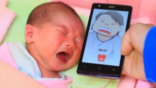 Translate your baby's tears