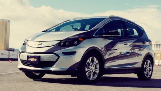 Chevrolet's Bolt is the People's Electric Car