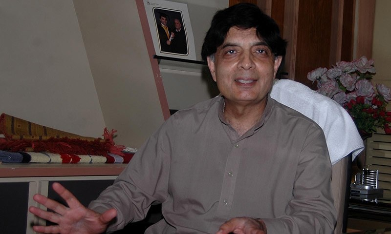 Chaudhry Nisar to Join PTI?