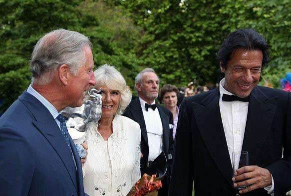 Imran Khan Alcohol