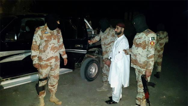 Uzair Baloch Arrested
