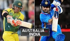 India Vs Australia 1st T-20