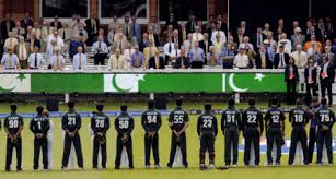 STAND UP For The Champions (Team Pakistan) SONG