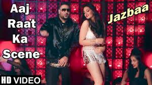 Aaj Raat Ka Scene Song